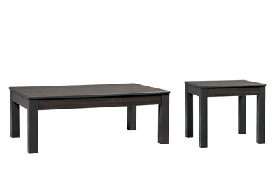 Dorian 2 PC  Coffee & End Table Set