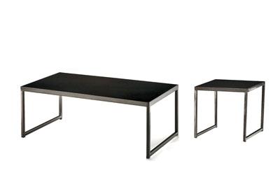 Sydney 2 PC  Coffee & Side Table Set