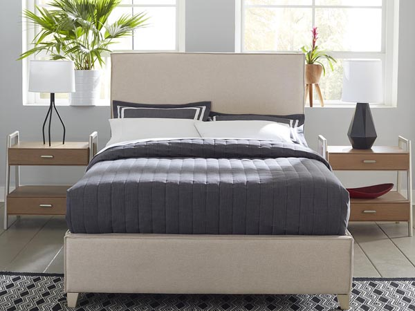 Rent the Evan Queen Platform Bed