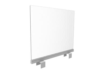 Rent the Upmount Clear Acrylic Toppers for Panels