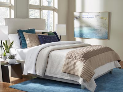 Rent the Haven Quilt & Coverlet Collection