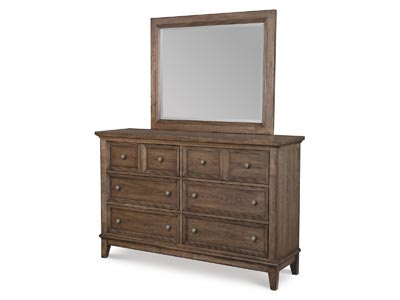 Rent the Forest Hill Dresser with Optional Mirror