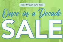 Once-in-a-Decade Sale