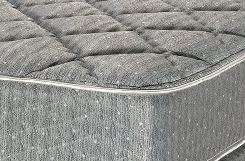 Used mattress, lightly stained