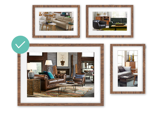 Find your style picture frames